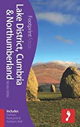 Lake District, Cumbria & Northumberland (Footprint Focus Guide)