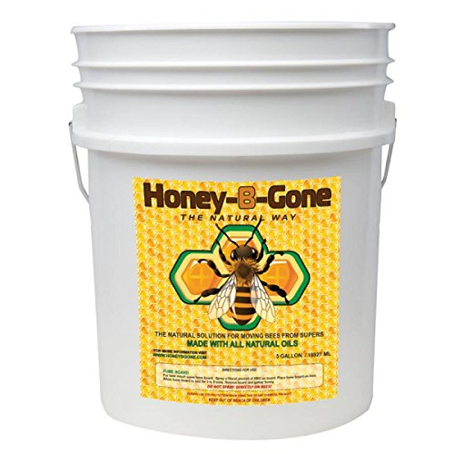 Honey B Gone Bee Repellant 5 Gallon by Blythewood Bee Company