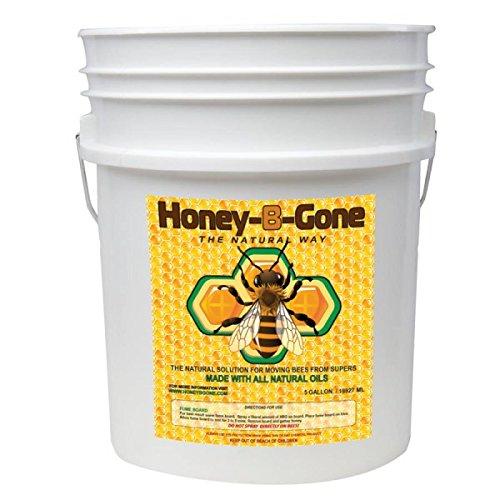 Honey B Gone Bee Repellant 5 Gallon