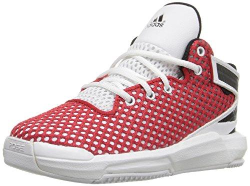adidas Boys' D Rose 6 I-K, Scarlet/White/Black, 7 M for sale  Delivered anywhere in USA
