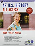 img - for AP  U.S. History All Access Book + Online + Mobile (Advanced Placement (AP) All Access) book / textbook / text book