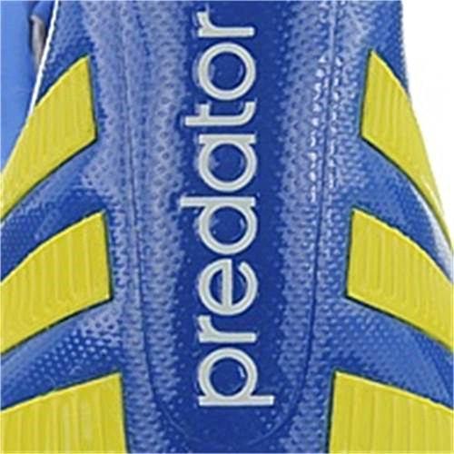 adidas Predator LZ TRX SG White g64949 Blau
