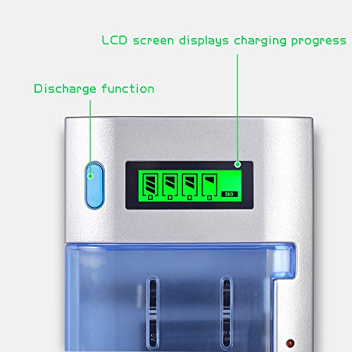 Buy rechargeable battery chargers