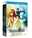 Steins;gate Part 1 (Limited Edition DVD/Blu-ray Combo)