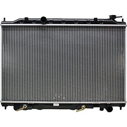 SCITOO 2692 Radiator Compatible with 2004-2009 Nissan Quest CU2692