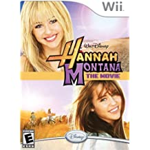 Hannah Montana The Movie Wii by Disney Interactive Studios(World)