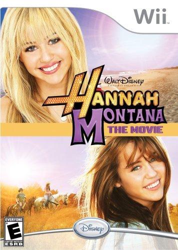 Hannah Montana The Movie Wii by Disney Interactive Studios(World) - Hannah Montana The Movie Wii