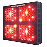 Led Grow Light Spider Farmer Dimmable Series 600W 12-band Full...