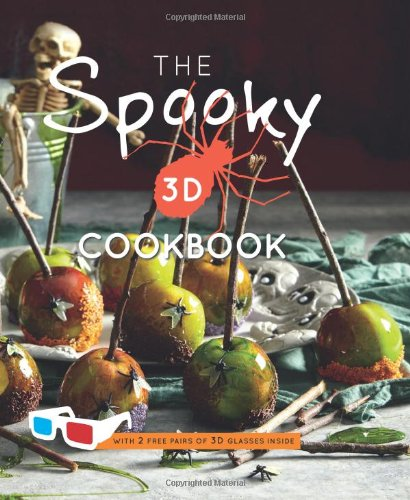 The Spooky 3D Cookbook (Spooky Halloween Recipes)