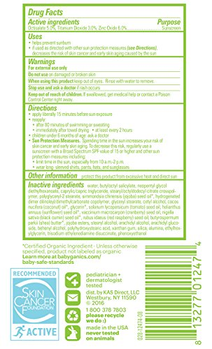 Babyganics-Mineral-Based-Baby-Sunscreen-Lotion-SPF-50-2oz-Tube-Pack-of-4