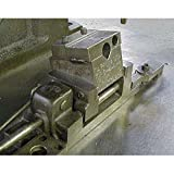 Heinrich 4-TS Grip-Master Drill Press Vise - Jaw Width - 4'' Jaw Opening - 4'' Jaw Depth - 1-5/16''