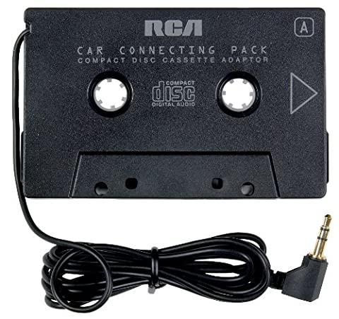 Car Cassette Adapter - 3 Light Jt System