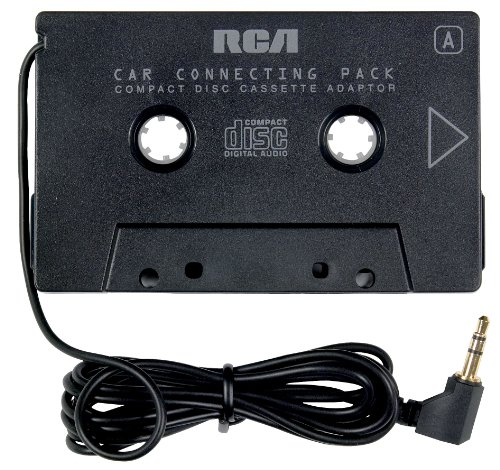 Car Cassette Adapter, Standard Packaging