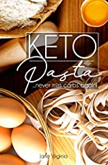 Are you Missing Pasta On Your Keto Diet Journey? Well your not alone, do not worry, delicious and easy keto pasta is here to save you!  The most common problem with going on a keto diet is realizing how many foods have carbs in them.. YES, yo...
