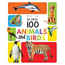 My first 100 Animals and Birds Padded Board Book