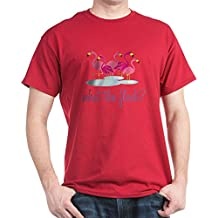 CafePress What The Flock? - 100% Cotton T-Shirt