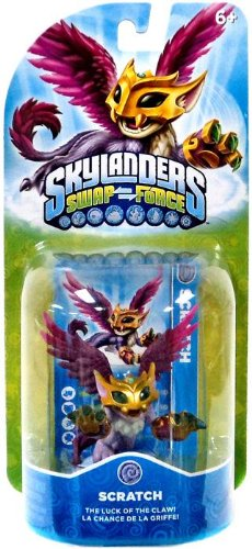 Skylanders SWAP Force Scratch Character