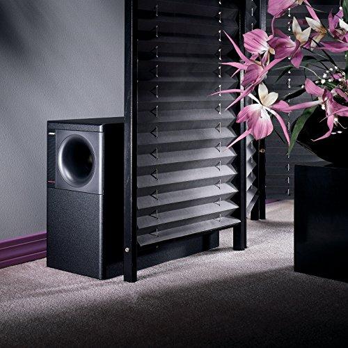 Bose Series V Black Stereo System
