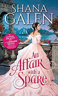 Book Cover: An Affair with a Spare