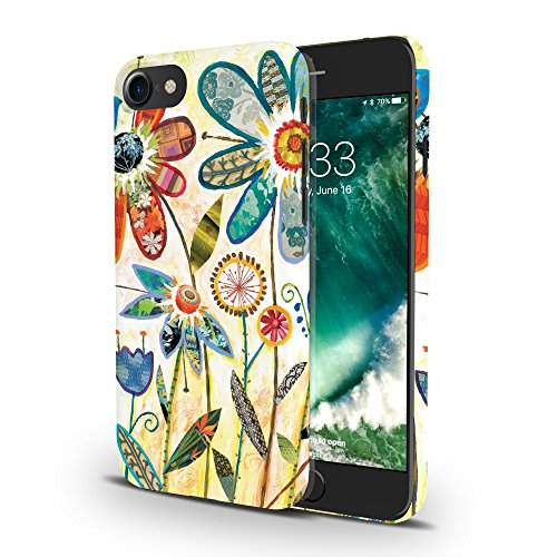 Koveru Back Cover Case for Apple iPhone 7 - Popdots grape