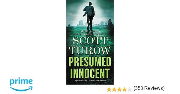 Amazon.com  Presumed Innocent Author