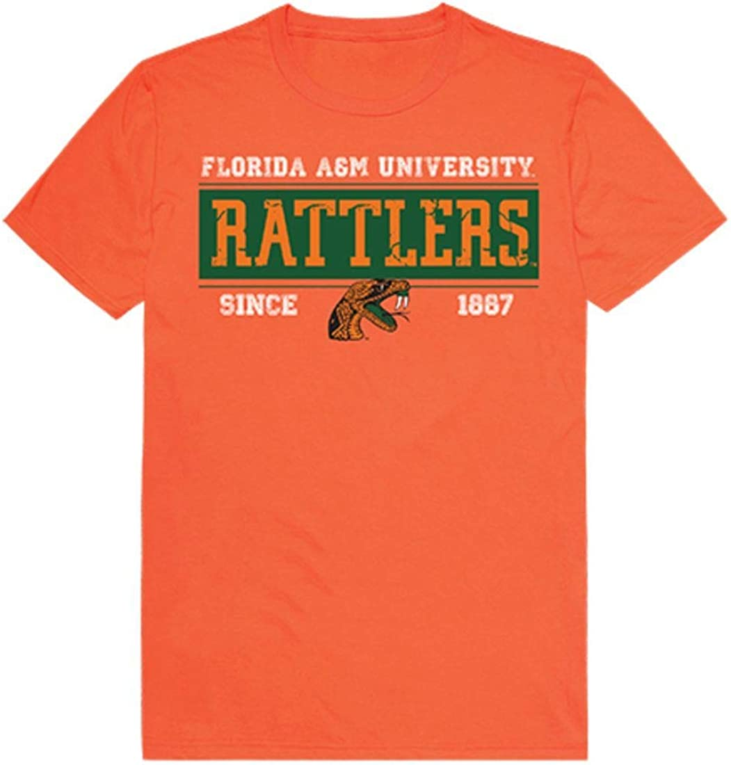 NCAA Florida A&M Rattlers T-Shirt V1