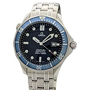 Omega Seamaster quartz mens Watch 2541.80.00 (Certified Pre-owned)