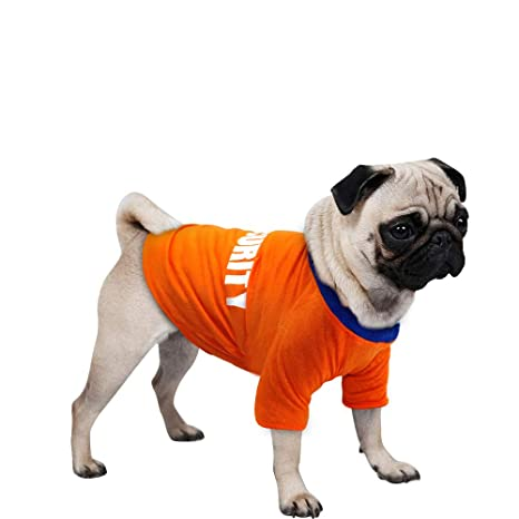 DOGCATMM Suave Mascota Cachorro Verano Chaleco Ropa algodón ...