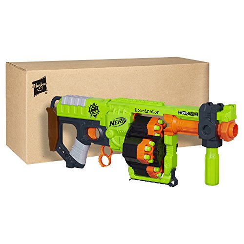 Nerf Zombie Strike Doominator Blaster - Import It All