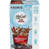 McCafe Premium Dark Roast Coffee Keurig K Cup Pods (10 Count)