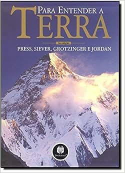 Para Entender A Terra 4Ed. * - 9788536306117 - Livros na
