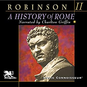 A History of Rome, Volume 2 Hörbuch