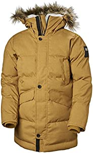 Helly-Hansen mens Barents Waterproof Breathable Parka Insulated Hooded Jacket