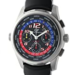 Girard Perregaux WW.TC automatic-self-wind mens Watch 49800.0.21.6656A (Certified Pre-owned)