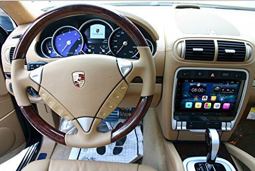 HD1024 * 600 22,86 cm Android 4.44 coche DVD GPS para Porsche Cayenne 1080phw, 1GBDDR, 16GB Flash Quad Core WIFI 3 G apoyo móvil Mirro enlace inalámbrico ...