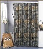 Animal Print Shower Curtain Shower Curtain Animal Zebra Leopard Jungle Safari Print