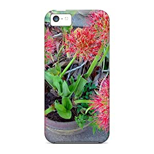 Defender Cases For Iphone 5c, Sun Flowrs Pattern