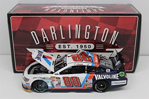 Dale Earnhardt Jr 2015 Valvoline Darlington Throwback Special 1:24 Nascar Diecast