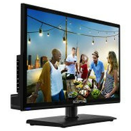 Sceptre 20'' Class HD (720P) LED TV (E205BV-SMQC) by Sceptre