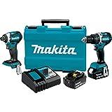 Makita XT275T 18V LXT Lithium-Ion Brushless Cordless 2-Pc. Combo Kit Review