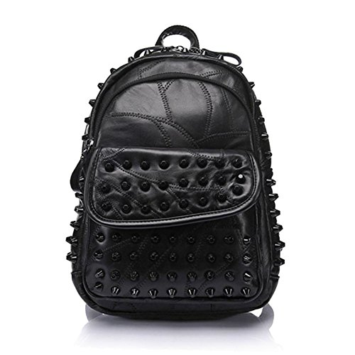 Backpack With Spikes - 7
