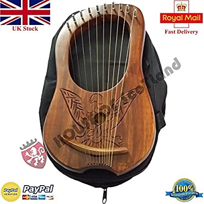 lyra-harp-10-metal-strings-hand-engraved-3