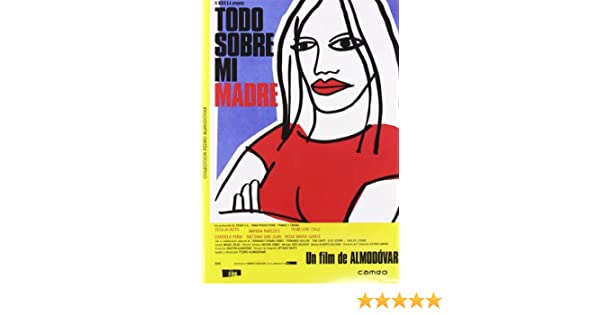 Amazon.com: Todo Sobre Mi Madre 81999)(Import Movie ...