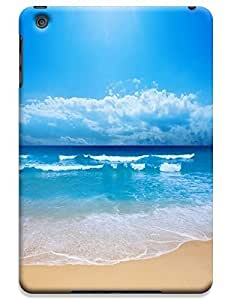 Blue sunshine Beach beautiful cell phone cases for Apple Accessories iPadmini iPad Mini