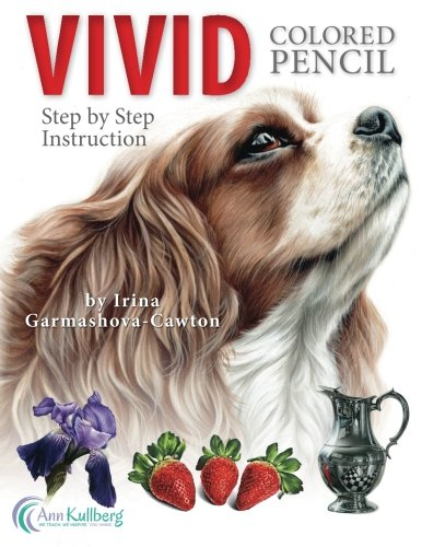 Read Online Vivid Colored Pencil pdf