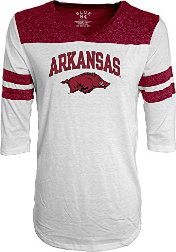 Elite-Fan-Shop-NCAA-Womens-Fashion-34-Sleeve-Shirt-Soft