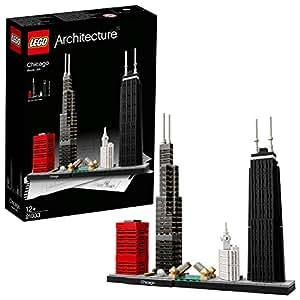 Lego 21033 Construction, Building Sets & Blocks  All Ages,Multi color