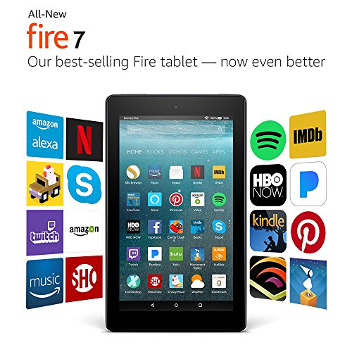 Категории Fire 7 Tablet with