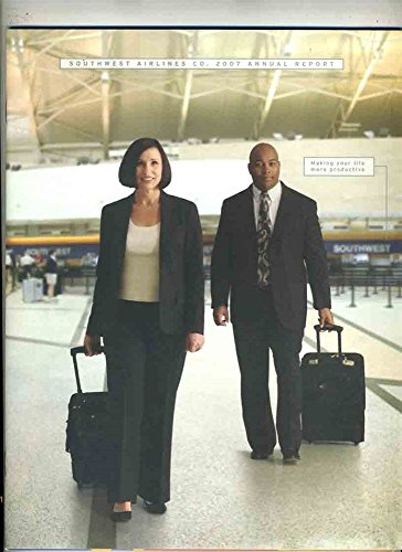 2007 Airline - Southwest Airlines Co 2007 Annual Report and Form 10K
