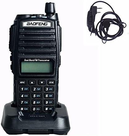 Baofeng UV-82 Walkie Talkie 136-174MHz 400-520Mhz UV82 UP Dual Band Amateur Ham Handheld Two Way Radio UV 82